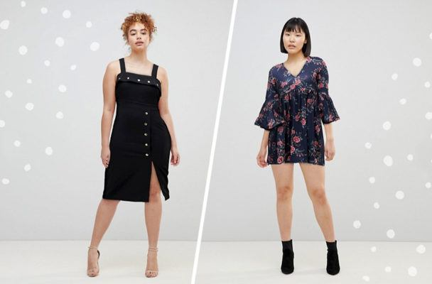 Asos' new feature lets women *actually* see how clothes look on different body types