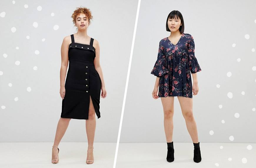 Thumbnail for Asos' new feature lets women *actually* see how clothes look on different body types