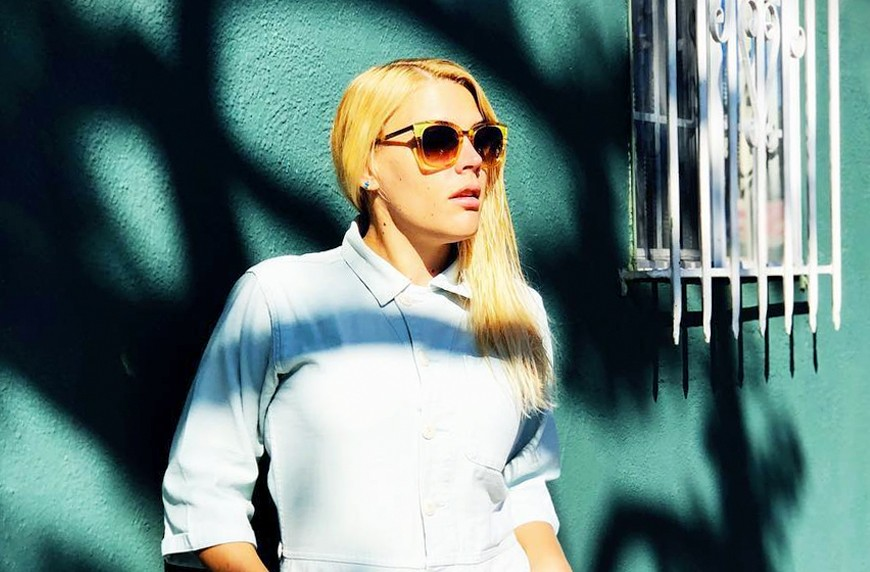 Thumbnail for Busy Philipps just got an eyeball sunburn—is it a big deal if you do too?