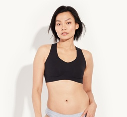 Thumbnail for A bra brand beloved by women with D+ cups just released a new, sporty option