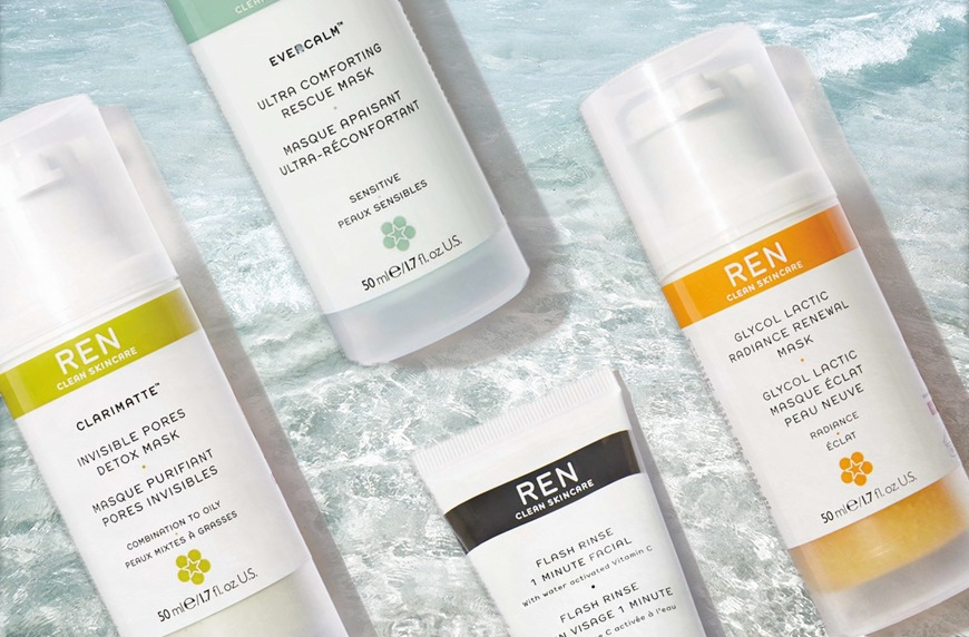 Thumbnail for Exclusive: This Skin-Care Brand Is on a Coast-to-Coast Cleansing Mission