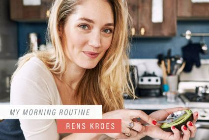 Why this bicontinental food blogger starts her day with a cold shower