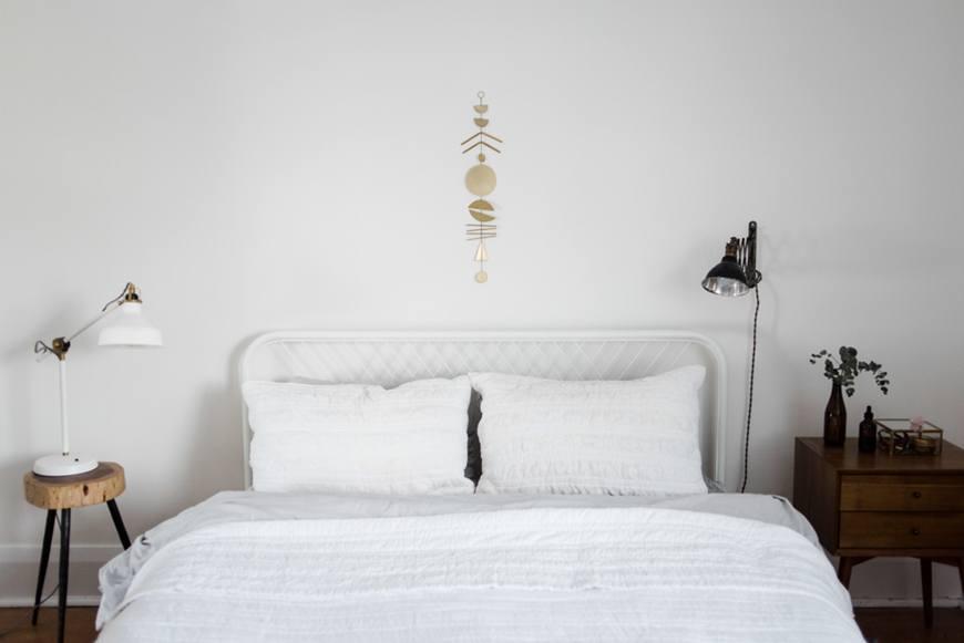 Cozy bedroom interior design requests