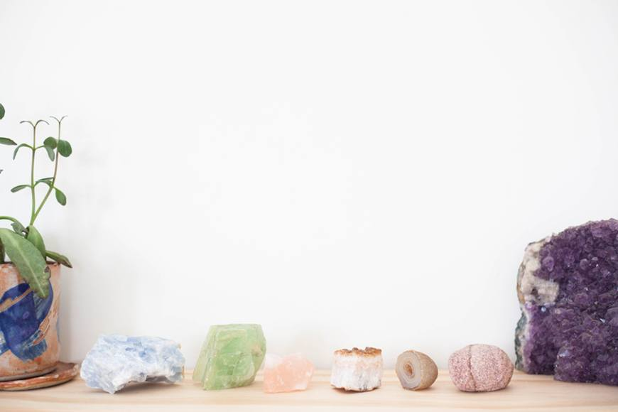 Thumbnail for Every Woo-Woo Wellness Newbie Needs a Crystal Starter Pack With *These* 5 Stones