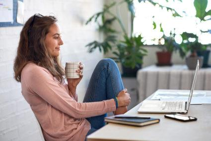 How to create a stress-free space to work from home