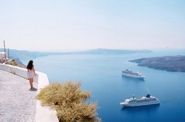 This 4-month luxury dream cruise lets you cross off *every* continent from your bucket list