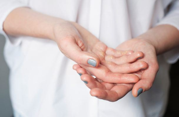 Thumbnail for How to save your manicure from split cuticles and dry hands, according to pros