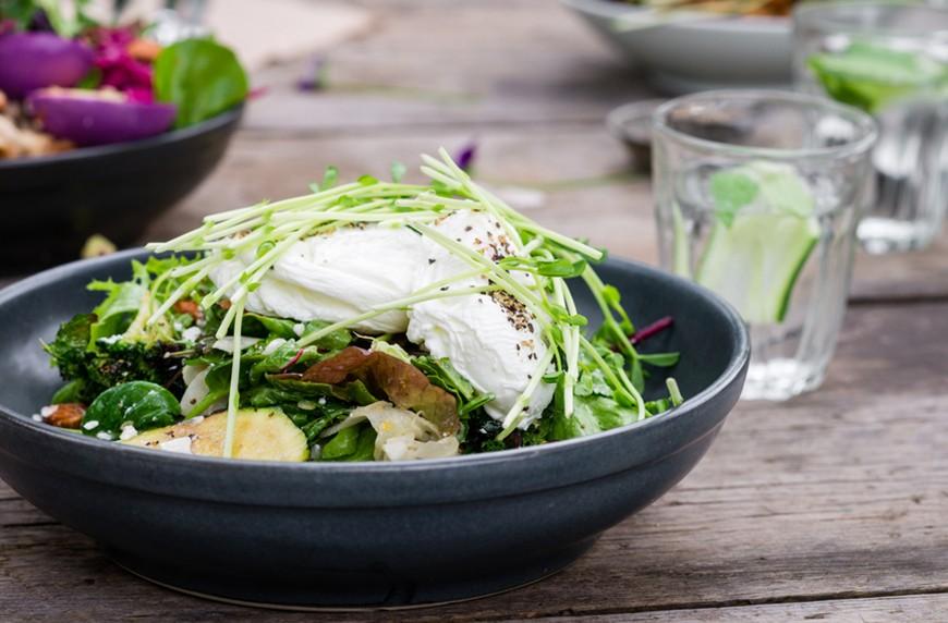 5 hormone balancing foods