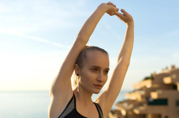 Thumbnail for New mask alert: This DIY treatment is for…your armpits