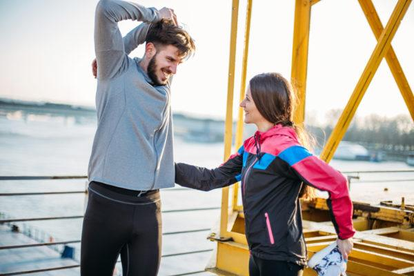 Most eligible singles say it's important that a potential S.O. exercises regularly, survey finds