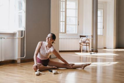 This booty-kicking workout will make you feel like a (sweaty) prima ballerina