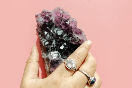 Man-made and natural crystals aren't the same—but does this affect their healing powers?