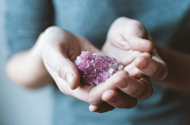 6 places you can collect your own crystals
