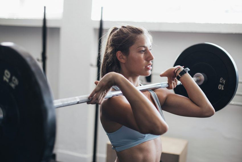 New to strength training? Celeb trainer Jason Walsh says to start with...