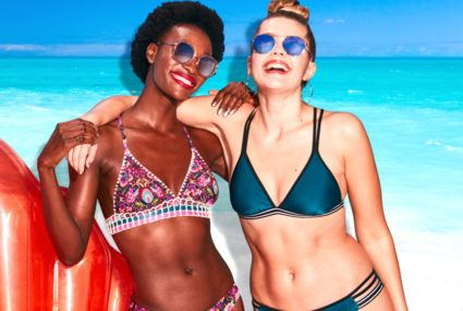 Target's swimwear campaign is un-retouched