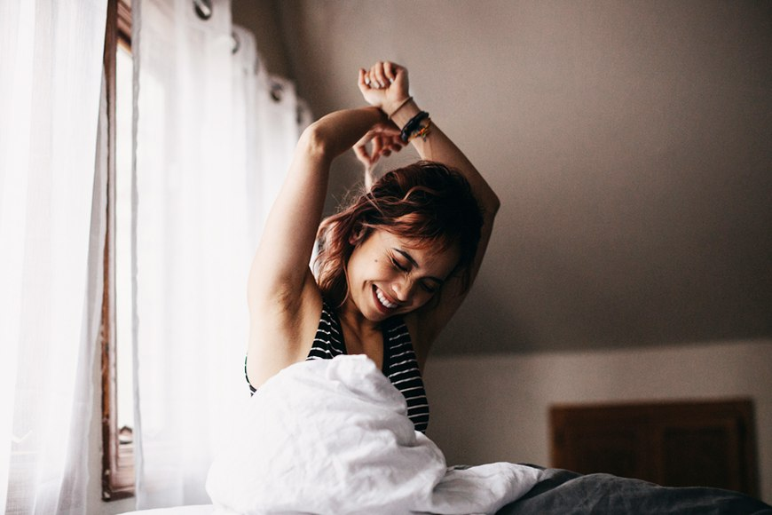The (super enjoyable) Japanese secret to becoming a morning person