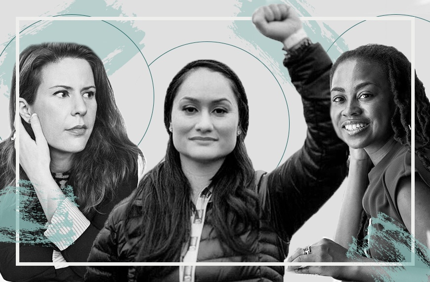 Thumbnail for How the Women's March organizers and activists are keeping the movement alive—without burning out