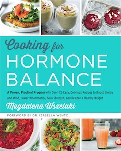 Cooking for Hormone Balance Book