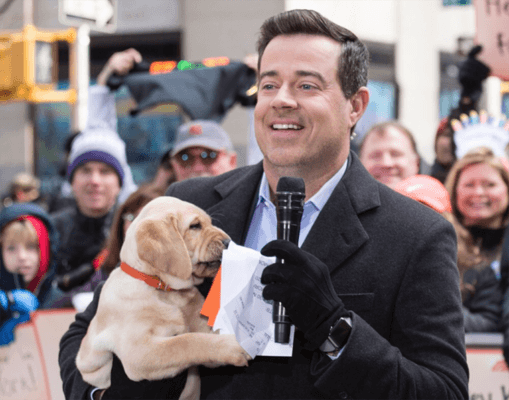 Carson Daly opens up about his struggles with anxiety—and the tools he uses to cope