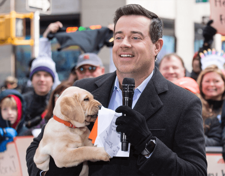 Carson Daly opens up about his anxiety disorder | Well+Good