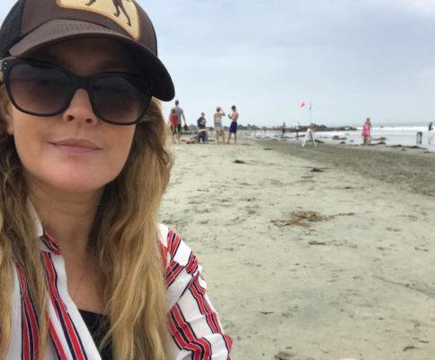 This is the inspiring reason why Drew Barrymore likes to go makeup-free