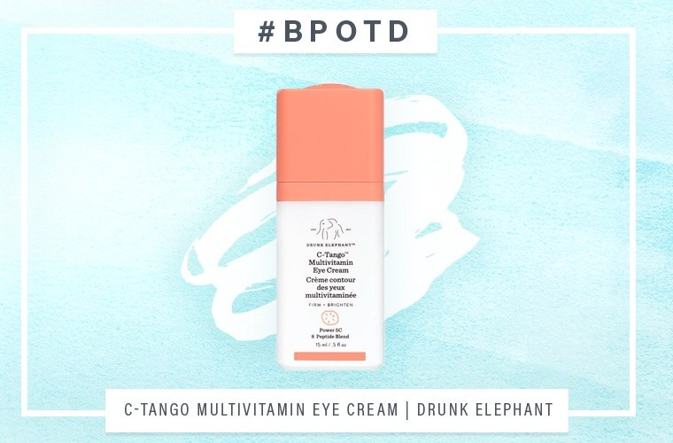 Thumbnail for #BPOTD: Drunk Elephant's new eye cream nixes fine lines like nothing else