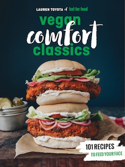 Vegan Comfort Classics Cookbook