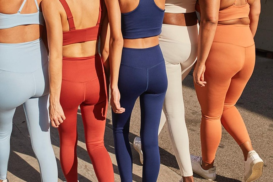 Thumbnail for The best workout leggings *ever*, according to Well+Good readers