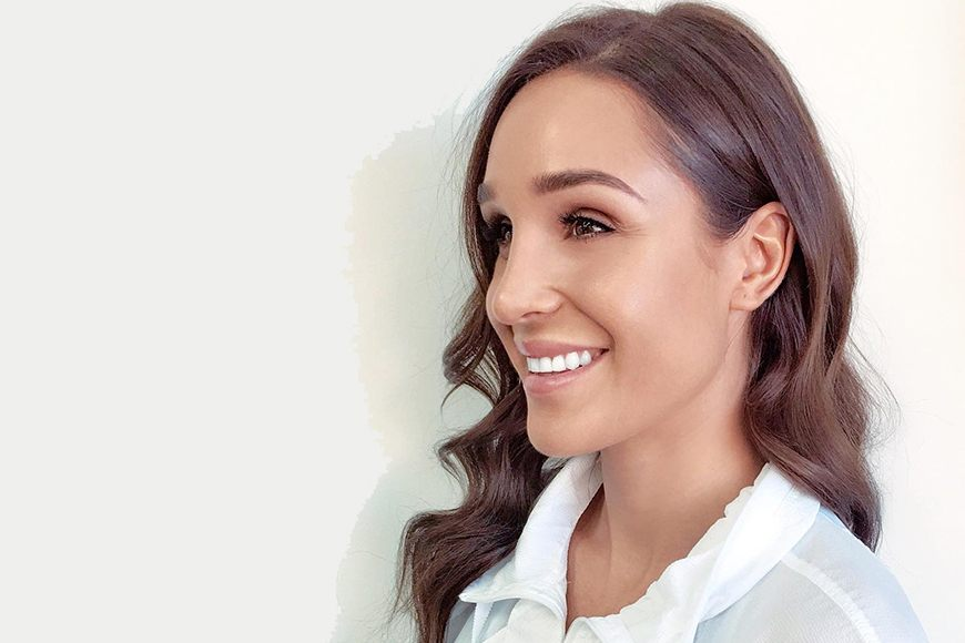 Thumbnail for This is the lip saver Kayla Itsines keeps on hand during *all* her long-haul flights
