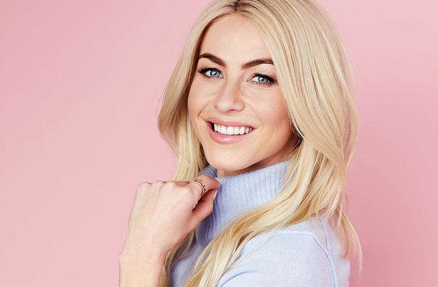 Thumbnail for The expert-approved tips Julianne Hough swears by for dealing with her endometriosis