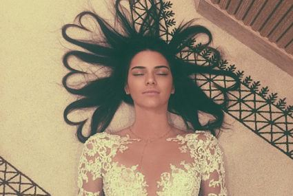 kendall jenner anxiety meditation