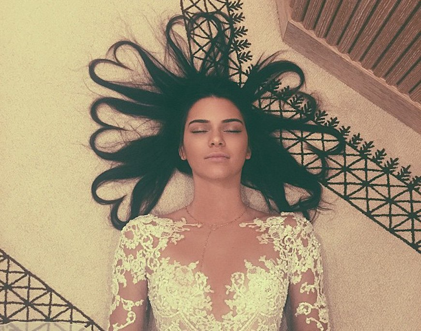 Thumbnail for This is the healthy way Kendall Jenner copes with her anxiety