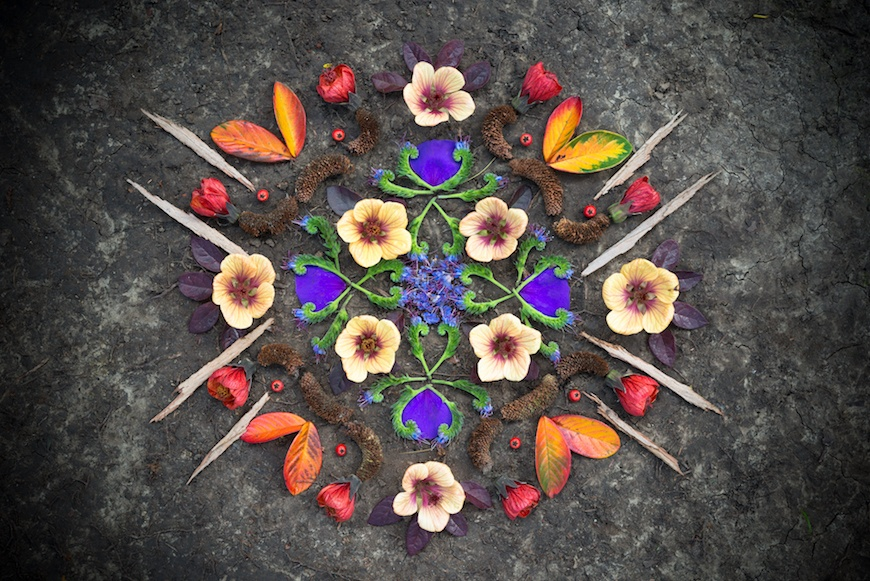 Earth day altars slideshow