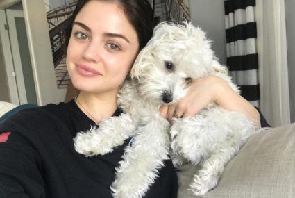 The 5-minute practice Lucy Hale turns to in order to fight stress and anxiety