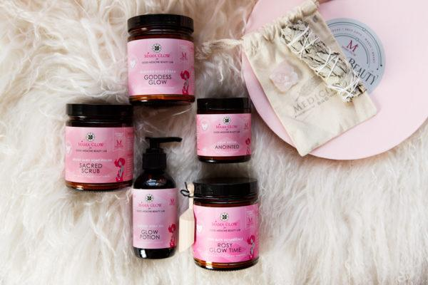 This beauty line from Latham Thomas is perfect for the self-care aficionado