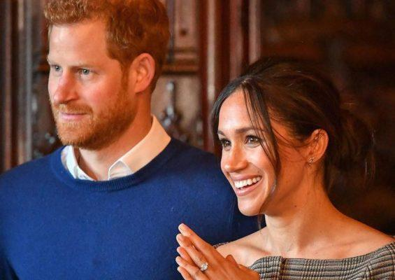 The healthy-ish spin Meghan Markle requested for her wedding cake