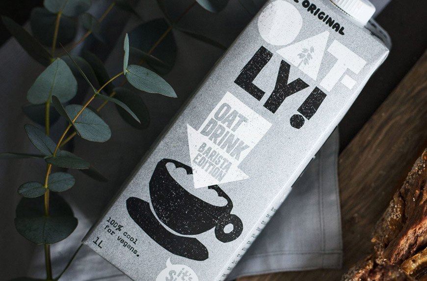 Thumbnail for Breaking alt-milk news: Oatly says there's an oat-milk shortage but plans to restock ASAP