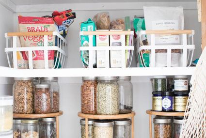 5 tips for the most organized pantry *ever,* from a registered dietitian