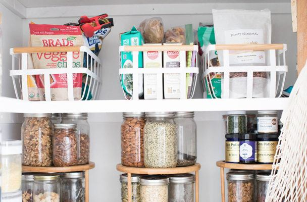 Thumbnail for 5 tips for the most organized pantry *ever,* from a registered dietitian
