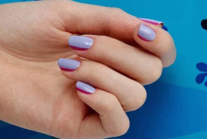 spring nail trend colors