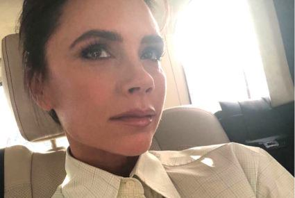 Victoria Beckham is launching a skin-care line