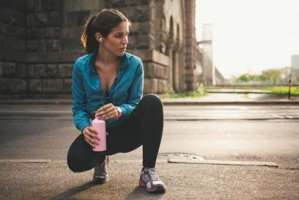 Should you have kombucha before you work out?