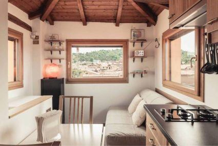 5 tiny-home Airbnbs around the world