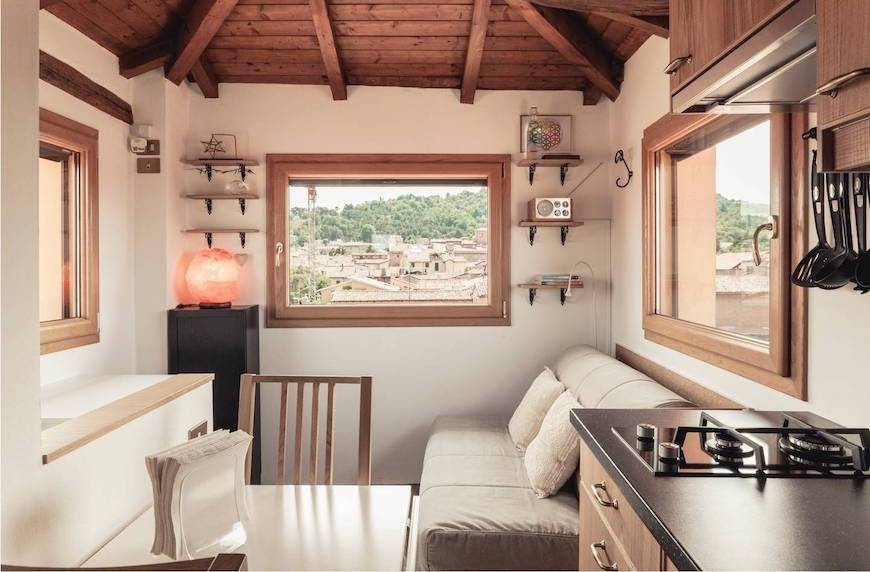 Thumbnail for 5 budget-friendly Airbnbs where you can live out your tiny-home dreams