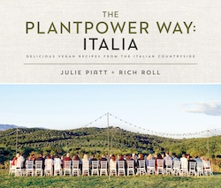 the plantpower way Italia book cover