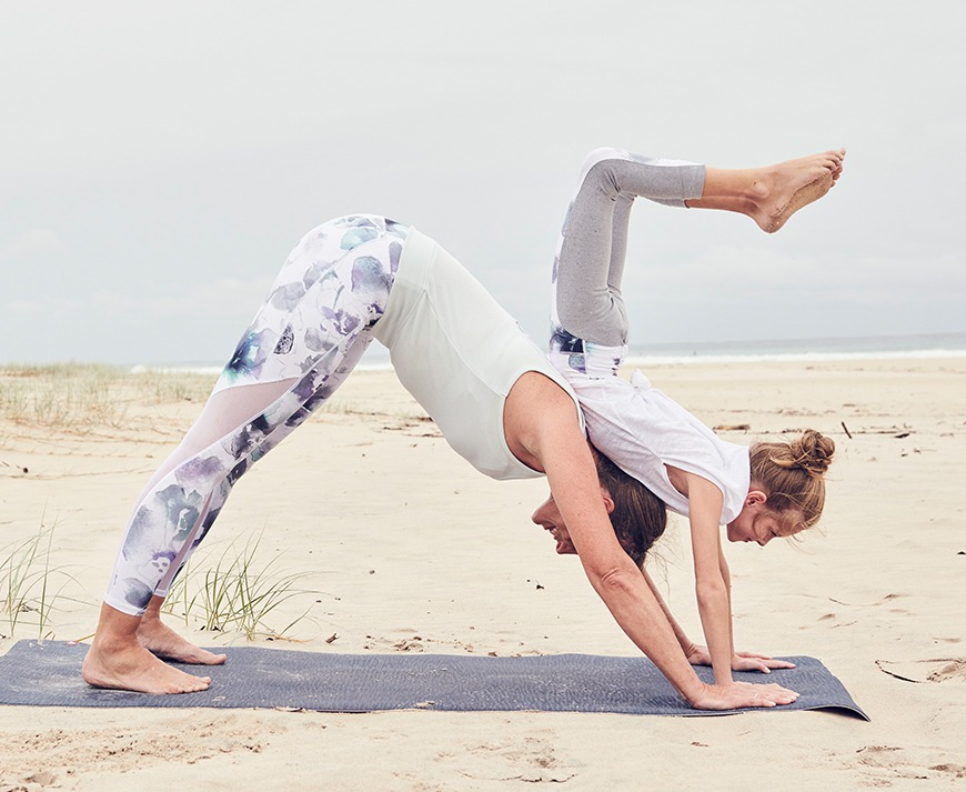 athleta mother's day