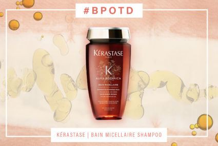 #BPOTD: This shampoo delivers air dried waves even better than a salt spray