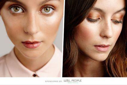 w3ll people no makeup makeup tutorial