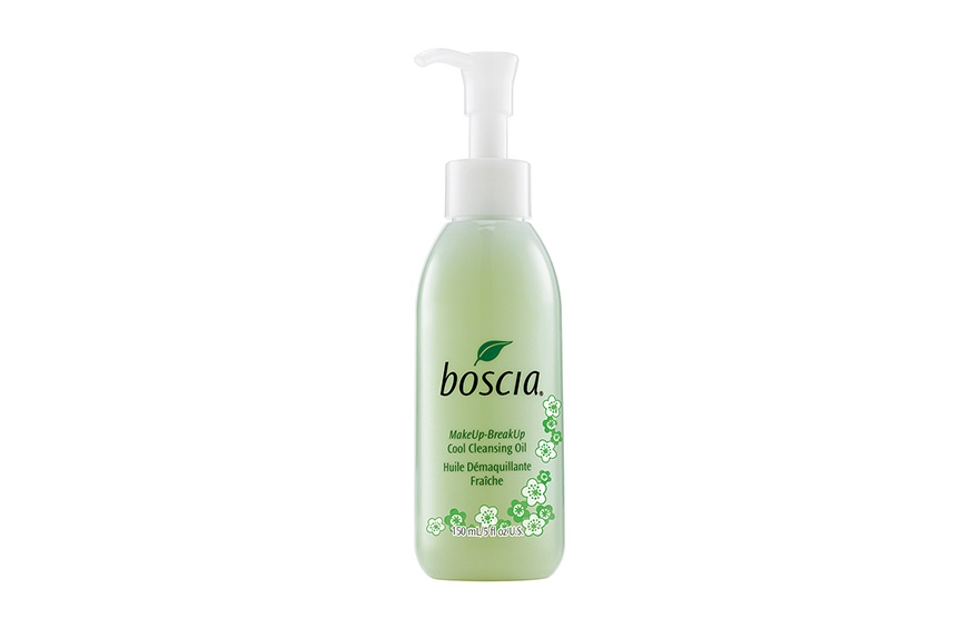 boscia oil cleanser