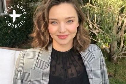 3 ways Miranda Kerr makes it super easy for her whole family to eat healthy